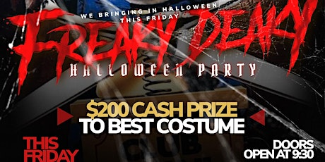 HALLOWEEN EVE COSTUME PARTY tickets