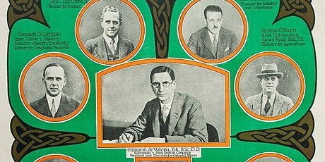 Irish Studies Seminar: Padraig McGonagle tickets
