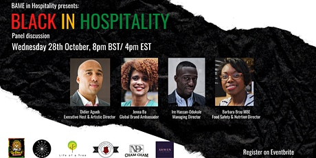 Black in Hospitality - Episode 2 tickets