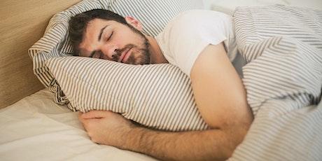 Sleep School - Wellbeing Week tickets