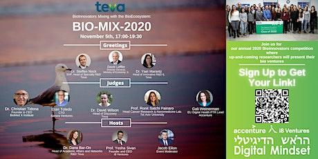 Teva Bio-Mix 2020 tickets