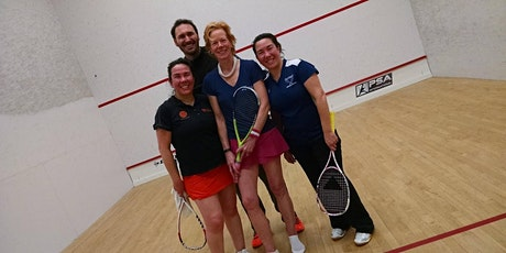 Introduction to Playing Squash tickets