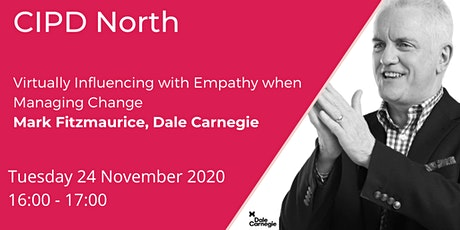 Virtually Influencing with Empathy when Managing Change tickets
