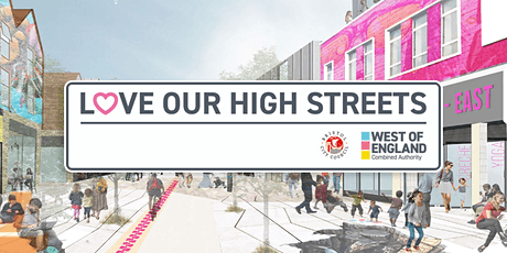Love Our High Street Grant Online Workshop tickets