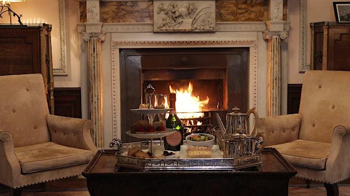Festive Afternoon Tea at Thornton Manor image