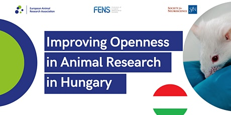 Improving Openness in Animal Research - Hungary tickets
