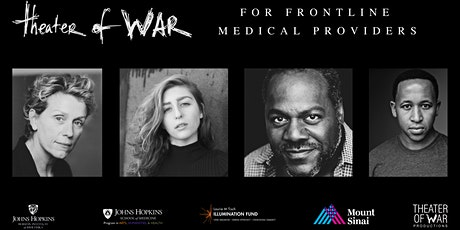 Theater of War for Frontline Medical Providers: Mount Sinai tickets