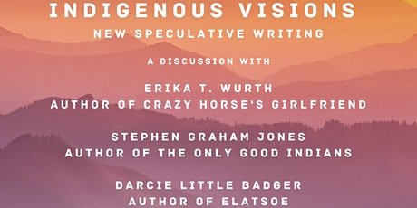 NYPL Branching Out: Author Talks - Indigenous Visions: Speculative Writing tickets