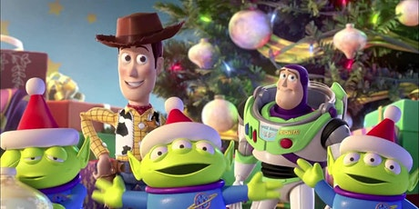 BPAC'S TOY STORY XMAS tickets