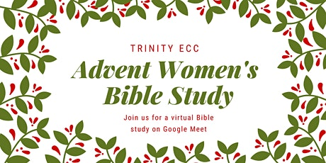 Advent Women's Bible Study tickets