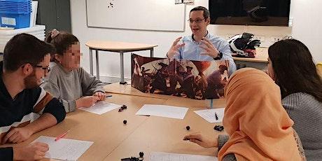 Conférence : Le projet EdUTeam par Philippe Lépinard billets
