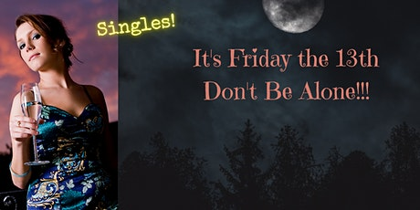 Friday the 13th Singles Online Wine Party - 30s, 40s, 50s, 60s+ tickets