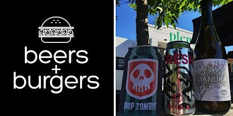 Copy of Beers & Burgers @ Plenty #5 tickets