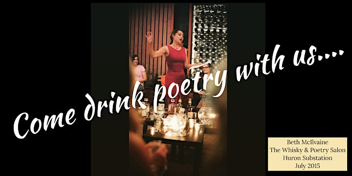 Whisky & Poetry Salon celebrates launch of Secret Los Angeles: We're in it! image