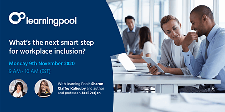 What's the next smart step for workplace inclusion? tickets