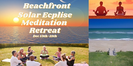 Beachfront Solar Eclipse Meditation Retreat tickets