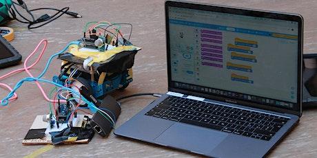 STEAM Education: osservare le trasformazioni ambientali con Arduino biglietti