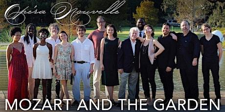 Opéra Nouvelle: Mozart and The Garden tickets