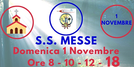 S.S. Messe DOMENICA 1 Novembre 2020 tickets