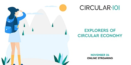 Explorers of Circular Economy tickets