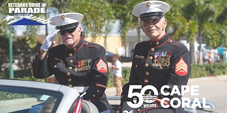 Cape Coral Veterans Day Drive-In Parade tickets