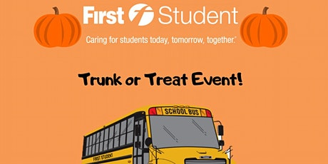 First Student Rockton is Hosting a Trunk or Treat Event! tickets