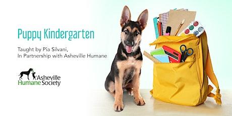 Puppy Kindergarten tickets