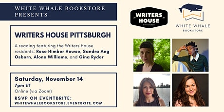 An Evening with the Residents of Writers House Pittsburgh tickets