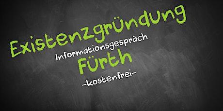 Existenzgründung Online kostenfrei - Infos - AVGS  Fürth Tickets