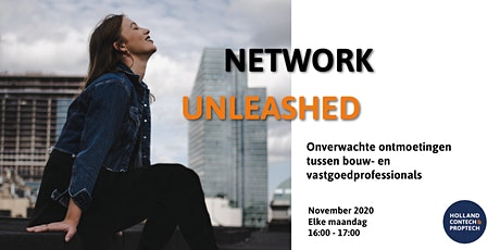 Network Unleashed 2 november 16:00-17:00 tickets