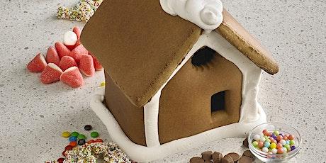 Make & Take: Decorate a Gingerbread House