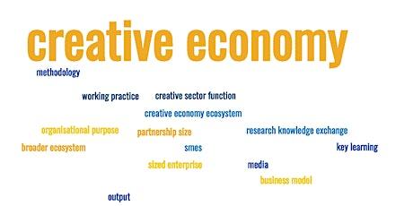 Doctoral Training Workshop: Creative Economy tickets