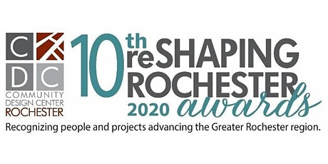10th Annual Reshaping Rochester Awards Ceremony (Webinar) tickets