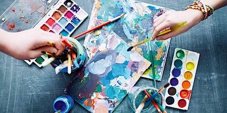 AO Windsor Online Art Therapy - Under 12 (December)