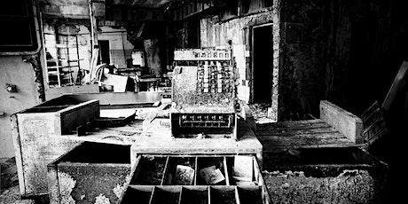 Sperrzone - 35 Jahre nach der Katastrophe - Fotoausstellung Tickets