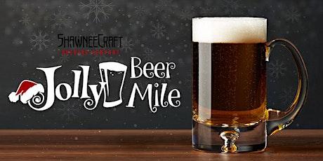 ShawneeCraft Brewery Jolly Beer Mile 2020 tickets