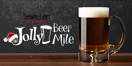 ShawneeCraft Brewery Jolly Beer Mile 2020 Revised tickets