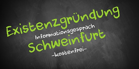 Existenzgründung Online kostenfrei - Infos - AVGS Schweinfurt Tickets