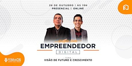 Papo com Empreendedores Digitais #05 ingressos