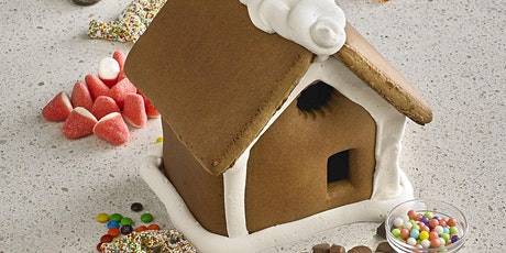 Make & Take: Decorate a Gingerbread House (Class Full - Waitlist Only) tickets