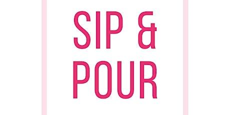 Lavish Sip & Pour tickets