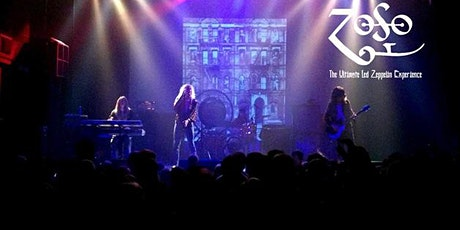 Zoso: The Ultimate Led Zeppelin Experience - Friday! tickets