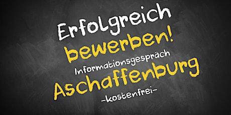 Bewerbungscoaching Online kostenfrei - Infos - AVGS Aschaffenburg Tickets
