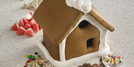 Make & Take: Decorate a Gingerbread House