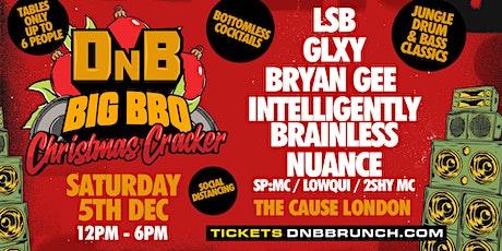 DNB BIG BBQ - CHRISTMAS CRACKER tickets