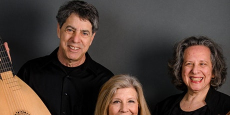 A Song & A Slice (Indoors + Distanced!): Trio Sefardi tickets