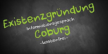 Existenzgründung Online kostenfrei - Infos - AVGS  Coburg Tickets