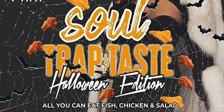 COME CHILL: SOULTRAP &  TASTE (DAY PARTY SERIES) tickets