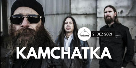 Kamchatka | Power Blues Rock aus Schweden Tickets