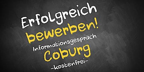 Bewerbungscoaching Online kostenfrei - Infos - AVGS Coburg Tickets